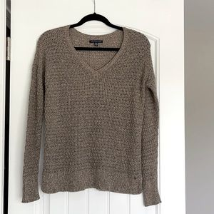 America Eagle Outfitters Tan Sweater size XS